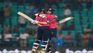 Wrist injury forces Scotland batsman Matt Machan to retire at 26
