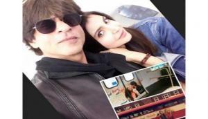 Shah Rukh Khan in awe of beautiful Sejal
