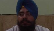 Punjab: Assault case filed against AAP MLA Amarjit Singh