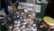 गुजरात के समुद्र तट पर 3500 करोड़ रुपये की हेरोइन जब्त