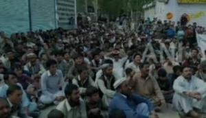 Protests erupt in Gilgit-Baltistan against China, CPEC