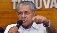 केरल के मुख्यमंत्री ने मीडिया को बैठक से बाहर निकाला