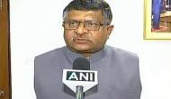 Linking of bank accounts with Aadhar to check Benami properties: Ravi Shankar Prasad
