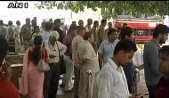 दिल्ली: शास्त्री भवन में लगी आग, लोगों में अफ़रा-तफ़री