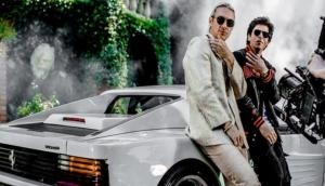 Be the first to listen to SRK-Diplo's 'Phurrr'