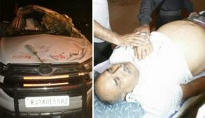 Rajasthan minister injured in accident, his assistant dies