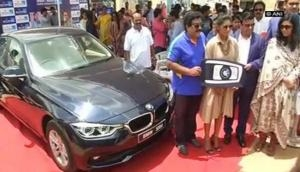 Mithali Raj gifted BMW by V Chamundeswaranath for stellar performance in Women's WC