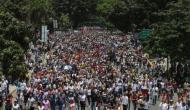 वेनेजुएला: सरकार के ख़िलाफ़ विरोध प्रदर्शन, 5,000 लोग हिरासत में