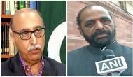 Hansraj Ahir shrugs off Abdul Basit's statement on Jadhav