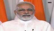 Dada Vaswani's words has opened a new path for people: PM Modi