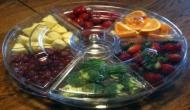 In between `healthy` snacking can help you lose weight
