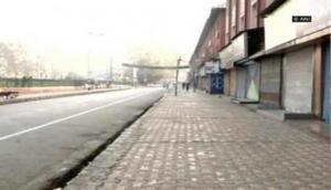 Protests in Kashmir against US recognising Jerusalem as Israel's capital