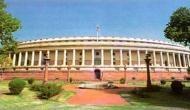 Rajya Sabha adjourned till tomorrow over IT raids in Bengaluru