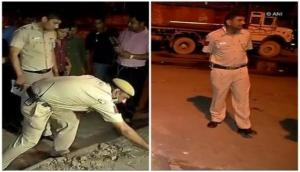 Miscreants open fire at police in Delhi, three arrested