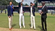 कोलंबो टेस्ट: धवन आउट, राहुल-पुजारा क्रीज पर