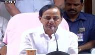 Congress no. 1 villain of Telangana: KCR