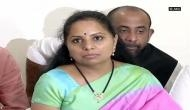 KCR mocked Rahul Gandhi for hugging PM Narendra Modi in Parliament: K Kavitha