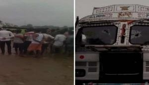 Bihar: Three thrashed on suspicion of carrying beef in truck