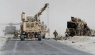 Afghanistan: Two US soldiers killed in Taliban suicide bomb attack
