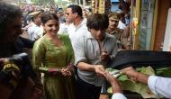 A Banarasi Paan named after Shah Rukh Khan