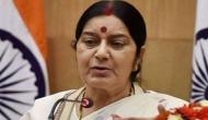 Five Indian sailors posted in Nigeria 'abducted' by pirates confirms Sushma Swaraj