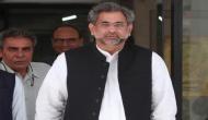Pakistan PM Abbasi's 46-member cabinet takes oath