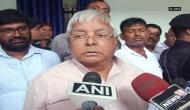 High profile people, including politicians involved in RJD leader's murder: Lalu Yadav
