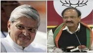 नायडू और गांधी में कौन बनेगा उपराष्ट्रपति, वोटिंग जारी