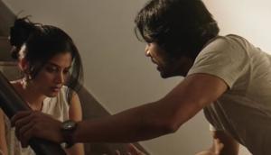 Iravaakaalam: Impressive teaser of Maya maker's next featuring Sj Suryah, Sshivada, Wamiqa Gabbi released
