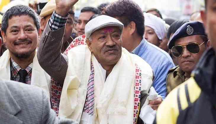 GJM to Chant 'Bengal, Darjeeling Chorho'