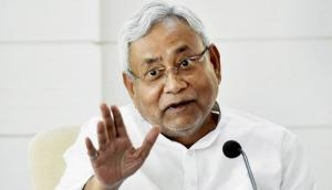 Nitish Kumar campaigns against child marriage, dowry