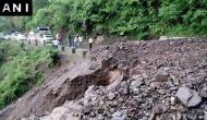 Rishikesh-Badrinath NH 58 closed due to landslides