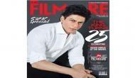 SRK looks classier than ever on Filmfare cover