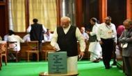 15वें उपराष्ट्रपति के चुनाव में क़रीब 100 फीसदी वोटिंग