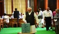 PM Modi casts his vote for VP polls