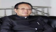नागालैंड सीएम ने की 10 विधायकों को अयोग्य ठहराने की मांग