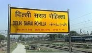 Delhi: One arrested for looting passenger at Sarai Rohilla Railway Station