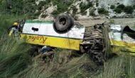 2 killed, 1 injured as vehicle falls into gorge in Himachal Pradesh