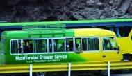 श्रीनगर-मुज़फ़्फ़राबाद बस सेवा फिर हुई बहाल
