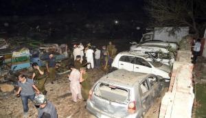 पाकिस्तान में शक्तिशाली विस्फोट, नवाज़ शरीफ़ की हत्या की साज़िश!