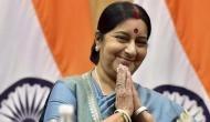Sushma Swaraj grants medical visa to ailing Pakistani girl