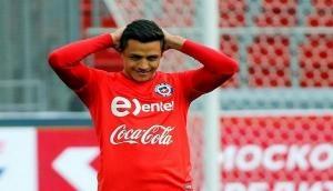 Alexis Sanchez skips training amid exit rumours
