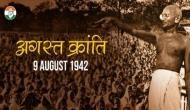 'अगस्त क्रांति' पर संग्राम: सोनिया ने RSS को छेड़ा, मोदी ने नेहरू को छोड़ा