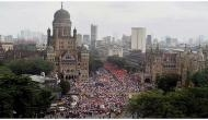 Marathas take to the streets to protest against reservation