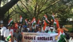Nation observes 75th anniversary of Quit India Movement