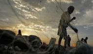 12 Indian fishermen apprehended by Sri Lankan Navy