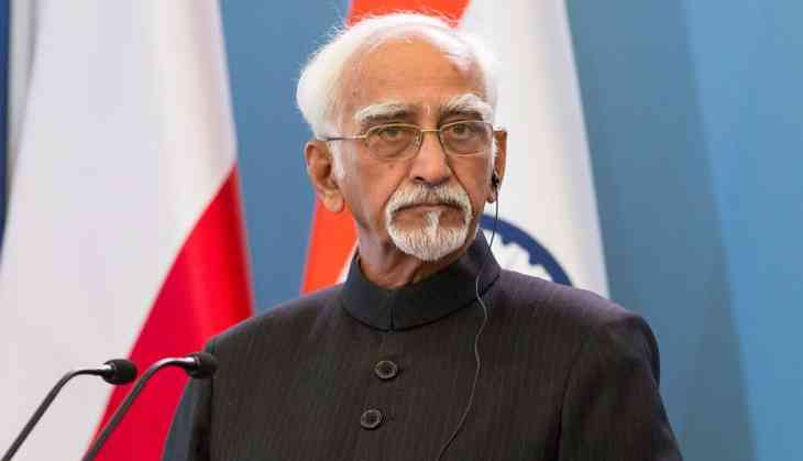 Hamid Ansari speaks about bigotry, Twitter responds with more bigotry