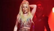Watch: Britney Spears terrified after fan storms stage during Las Vegas show