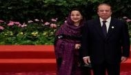 Nawaz Sharif's wife Kalsoom signs nomination papers for NA-120 by-poll