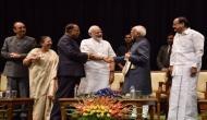 उपराष्ट्रपति अंसारी से मोदी ने कहा, 'आपकी राजनयिक अंतर्दृष्टि अमूल्य थी'